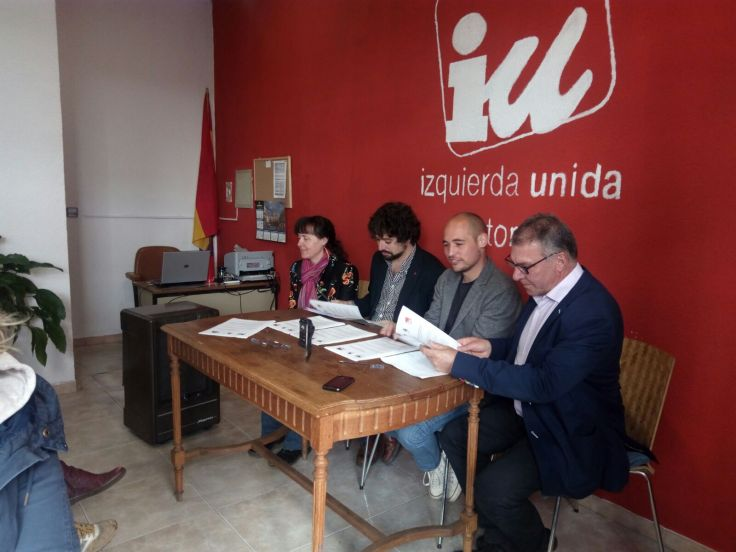 IU Astorga asamblea